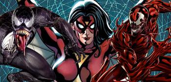 Venom / Spider-Woman / Carnage