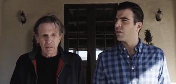 Spock vs Spock