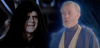 Emperor Palpatine / Obi-Wan Kenobi