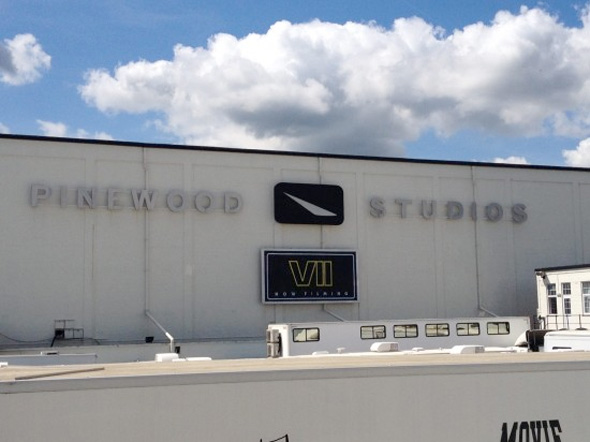 Star Wars - Pinewood Studios