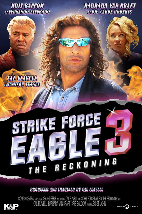 Strike Force Eagle 3: The Reckoning