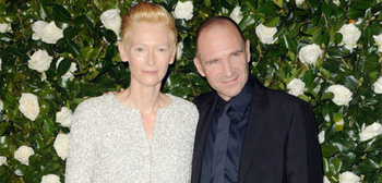 Tilda Swinton & Ralph Fiennes