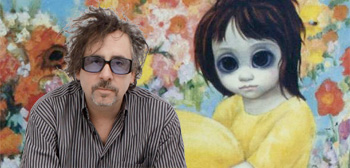 Tim Burton / Big Eyes