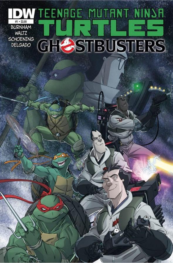 TMNT / Ghostbusters