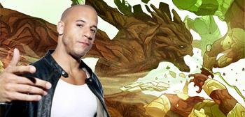 Vin Diesel / Groot