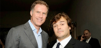 Will Ferrell and Jack Black