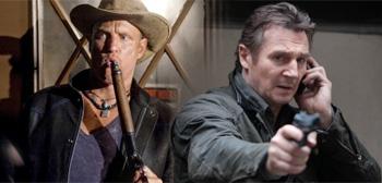 Woody Harrelson / Liam Neeson