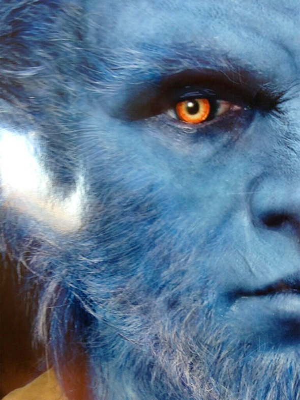 X-Men: Days of Future Past - Beast Concept Art