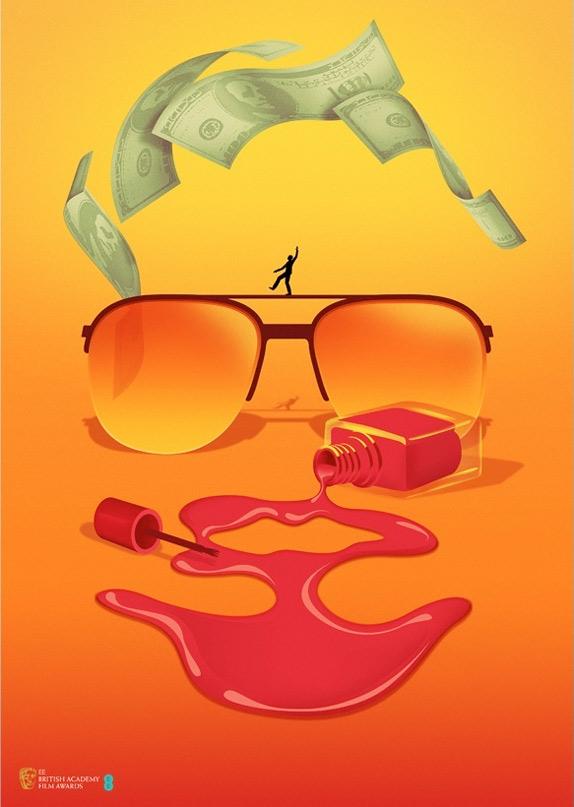 American Hustle - La Boca BAFTA Best Film