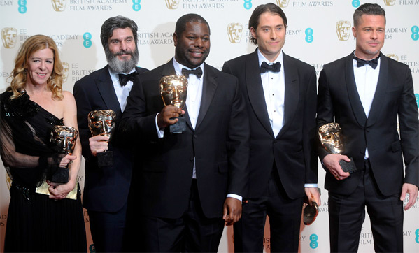 Best Film Winner - 12 Years a Slave
