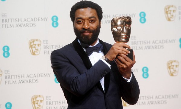 Best Leading Actor Winner - Chiwetel Ejiofor