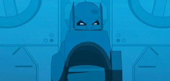 Batman vs The Terminator Short