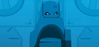 Batman vs The Terminator Short