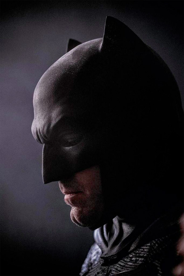 Ben Affleck Batman Comic-Con