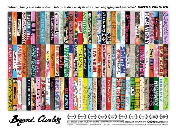 Beyond Clueless Quad Poster