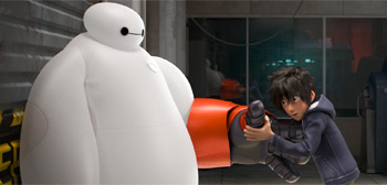 Big Hero 6 Sound Off