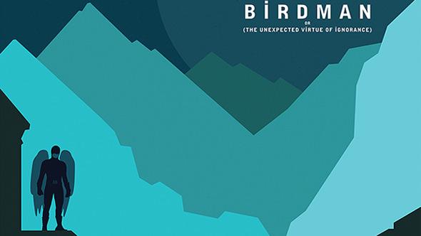 Alejandro G. Iñárritu's Birdman