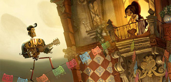 The Book of Life First Look Concept Art