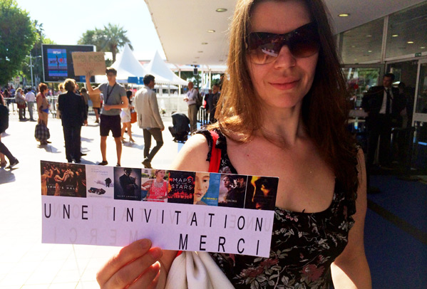 Cannes Film Festival - Une Invitation - FirstShowing.net