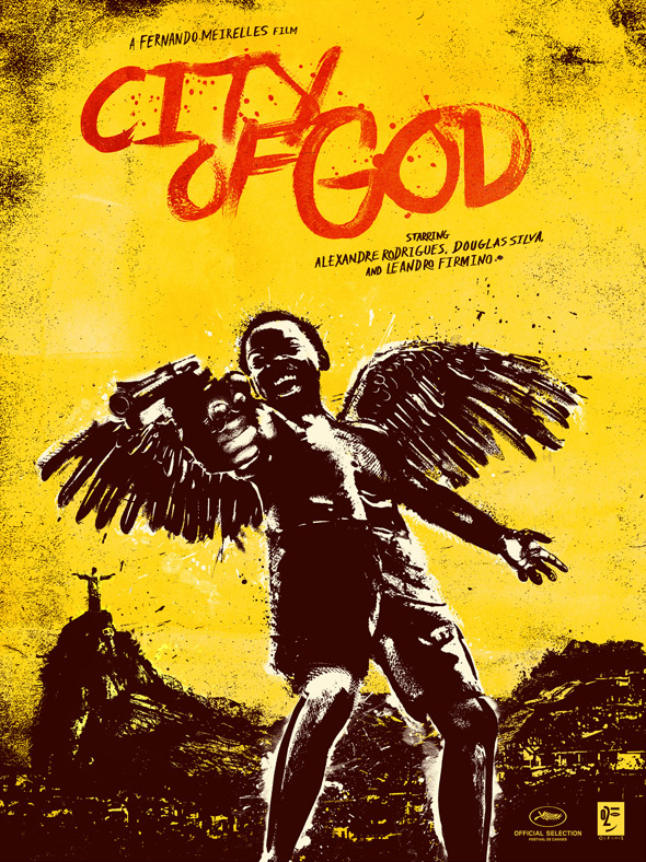 City of God FAMP Art - Dan Norris