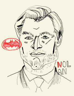 Christopher Nolan Portrait