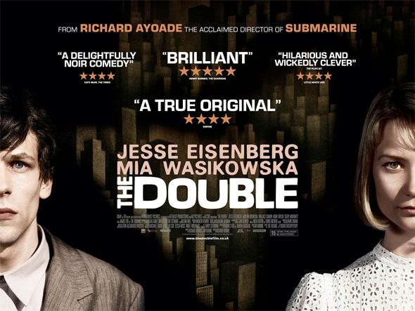 The Double UK Quad Poster