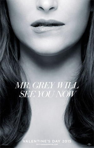 Fifty Shades of Grey Poster