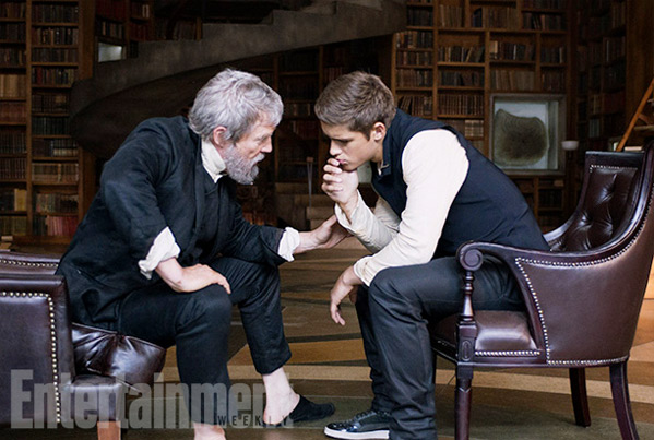 The Giver First Look