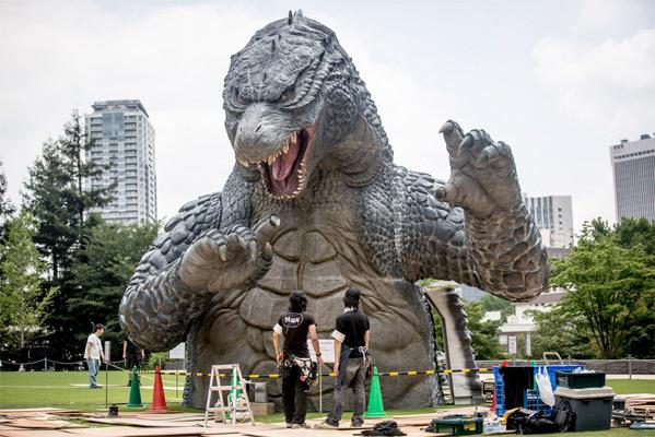 Godzilla Photo