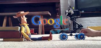 Google Storytellers Ad