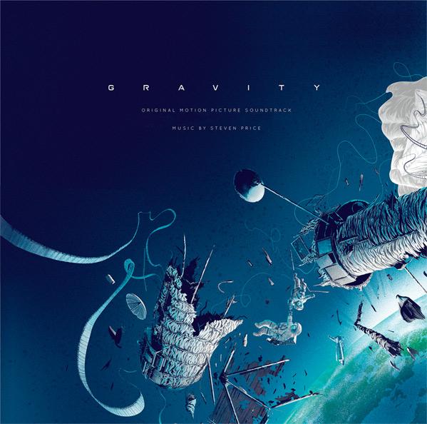 Gravity Soundtrack Vinyl
