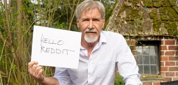 Harrison Ford Reddit AMA