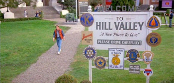 Secret Cinema Hill Valley