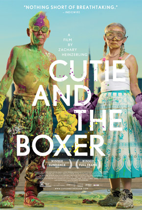 Indie Trailer Sunday - Cutie and the Boxer