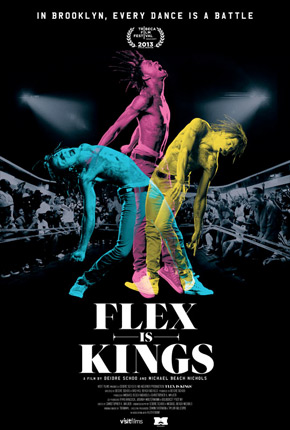 Indie Trailer Sunday - Flex Is Kings