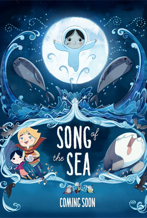 Indie Trailer Sunday - Song of the Sea