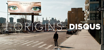 I Origins Disqus Event