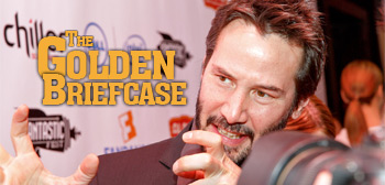 Keanu Reeves - The Golden Briefcase Interview