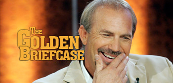 The Golden Briefcase - Kevin Costner
