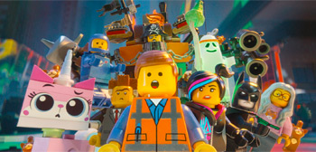 The LEGO Movie Sound Off