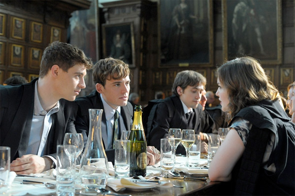 Lone Scherfig's Posh First Look