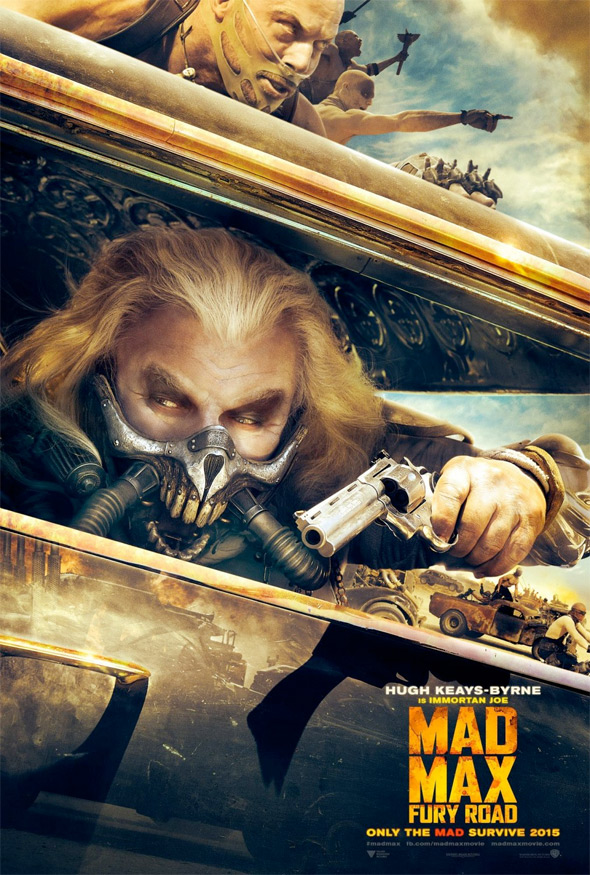 Mad Max: Fury Road - Character Poster