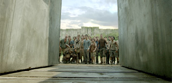 Wes Ball's The Maze Runner
