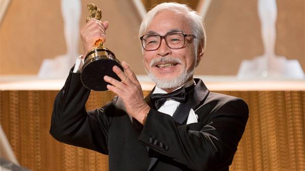 Hayao Miyazaki / Governors Awards