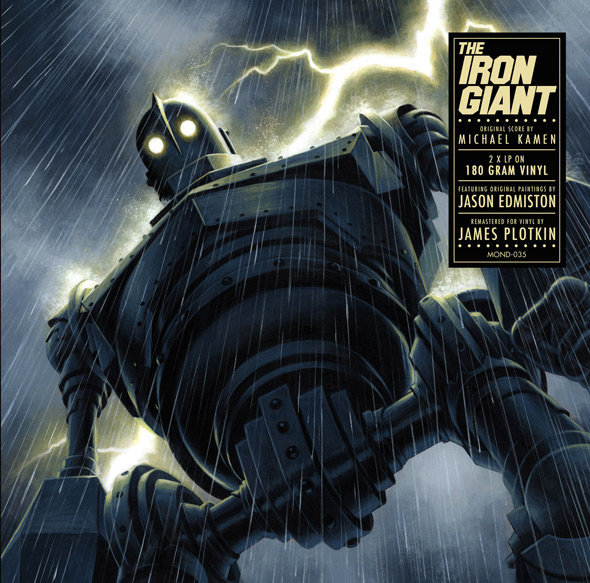 The Iron Giant - MondoCon