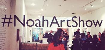 Noah Art Show NYC