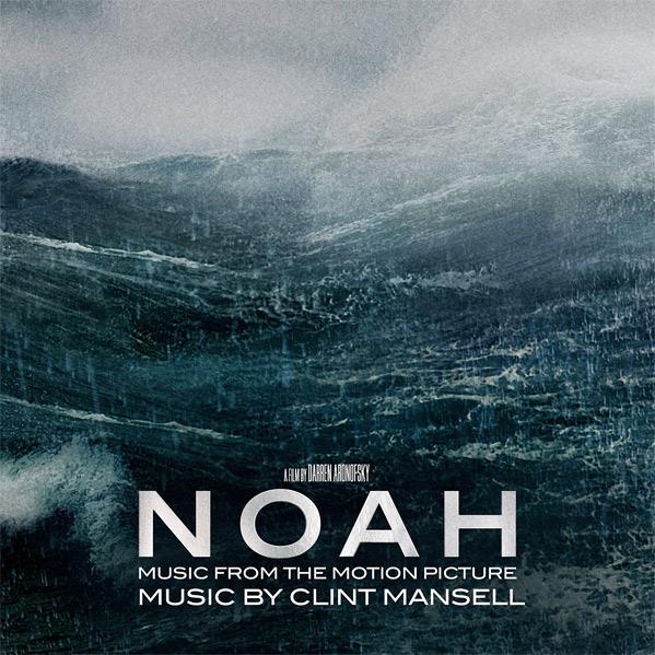 Noah Clint Mansell Score Cover