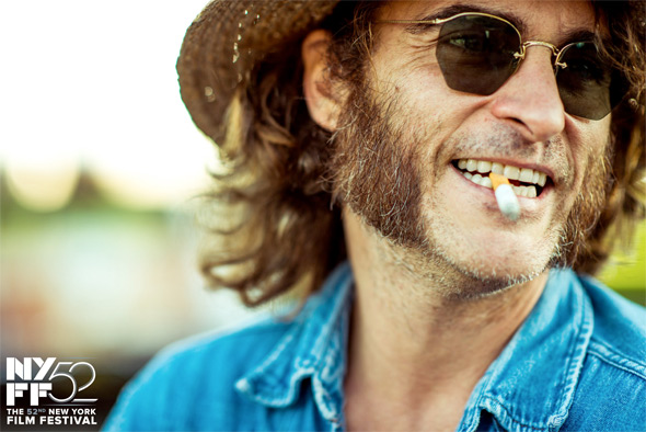Joaquin Phoenix in PTA's Inherent Vice