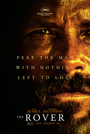 The Rover Character Poster - Guy Pearce