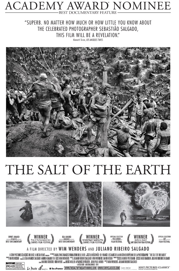 The Salt of the Earth Documentary